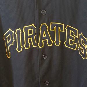 NWT Pittsburgh Pirates baseball jersey